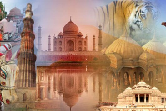 Golden Triangle Tours Packages